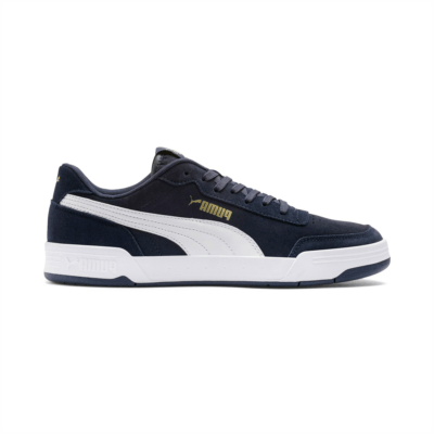 Puma Caracal Suede s Blauw / Wit / Goud 370304_03