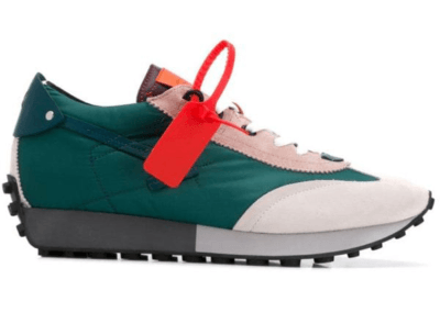 OFF-WHITE Vintage Arrow Teal SS19 OMIA114S19D380163100