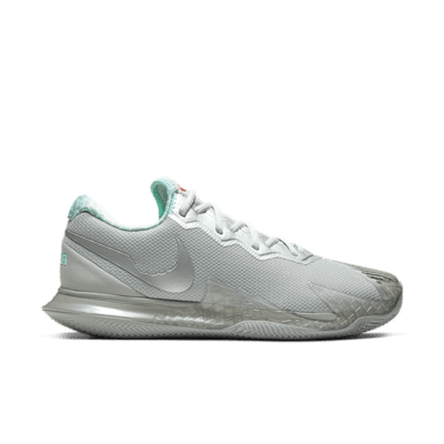 NikeCourt Air Zoom Vapor Cage 4 Zilver CD0425-004