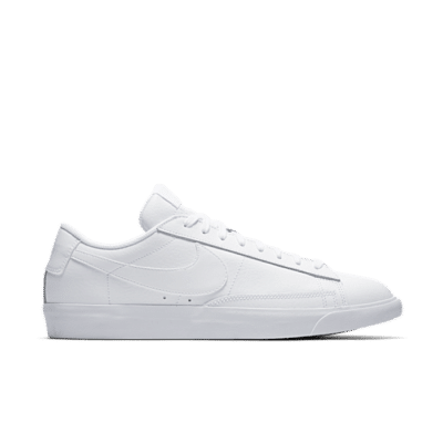 "Nike BLAZER LOW LE ""WHITE"" AQ3597-100"