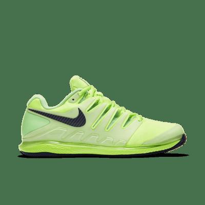 NikeCourt Air Zoom Vapor X Groen AA8021-302