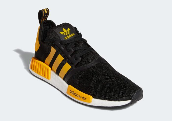 nmd 1 Adidas black yellow