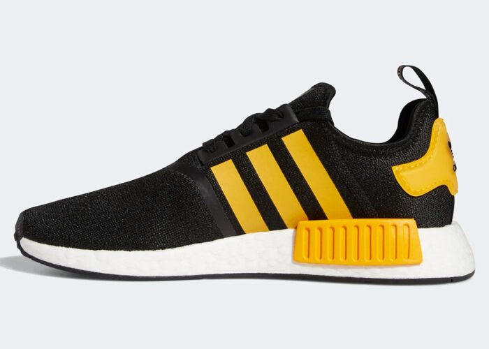 Adidas nmd 1 black active gold