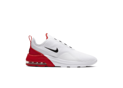 Nike Air Max Motion 2 White University Red AO0266-105