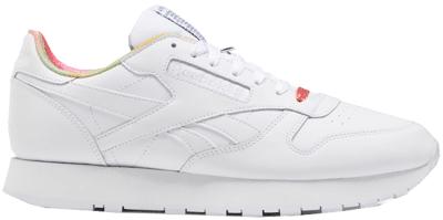 Reebok Classic Leather Pride Schoenen White / White / Multicolor FX4774