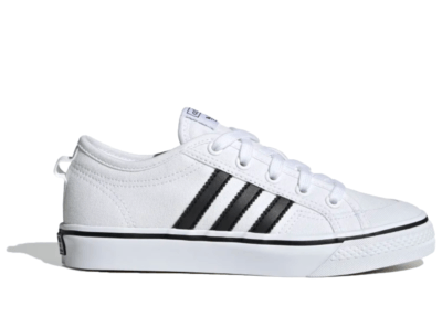 adidas Nizza Cloud White (GS) EF5140