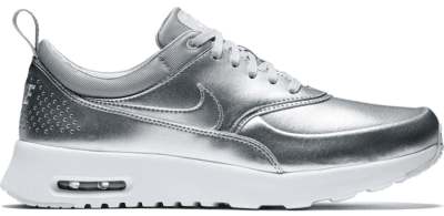 Nike Air Max Thea Metallic Silver (W) 819640-001