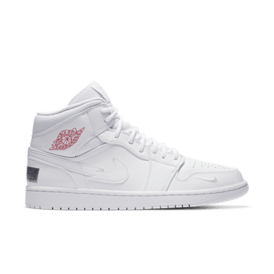 Jordan 1 Mid White CW7589-100