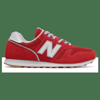 New Balance 373 Team Red/White