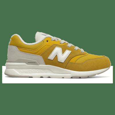 New Balance 997H Varsity Gold/Sea Salt