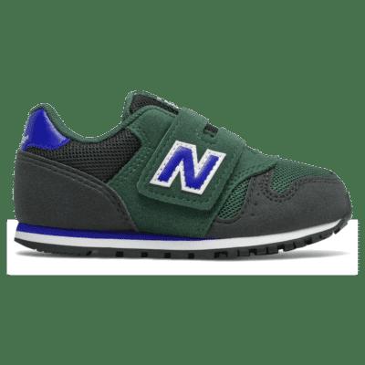 New Balance 373 Hook and Loop Defense Green/Team Royal