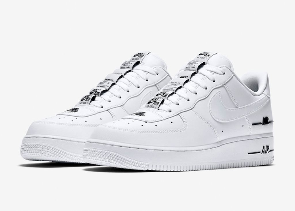 Back to the basics: de Nike Air Force 1 Low Double Air