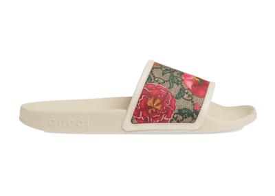 Gucci Slide GG Flora (W) 602096 HT530 8498