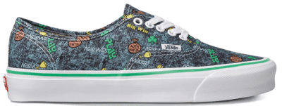 Vans Authentic Fergadelic Acid Wash VN0A4BV90621
