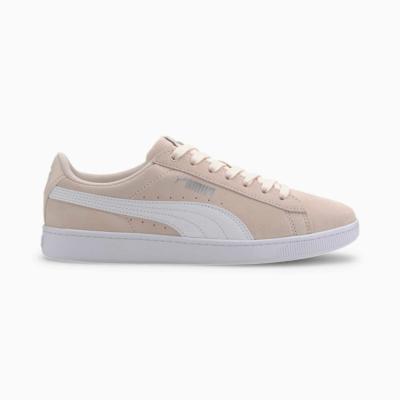 Puma Vikky v2 sportschoenen voor Dames Roze / Wit / Zilver 369725_20