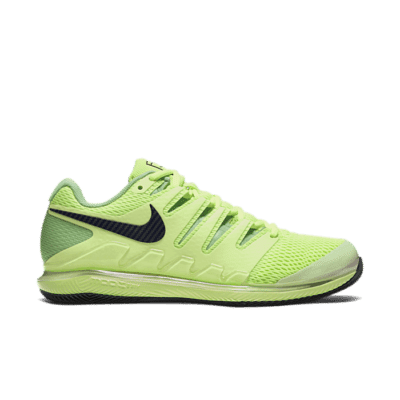 NikeCourt Air Zoom Vapor X Hardcourt Groen AA8030-302