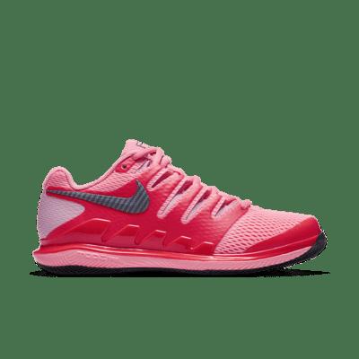 NikeCourt Air Zoom Vapor X Hardcourt Rood AA8027-604