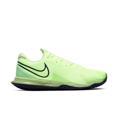 NikeCourt Air Zoom Vapor Cage 4 Hardcourt Groen CD0424-302