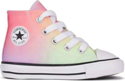 Converse Neon Fade Chuck Taylor All Star High Top voor peuters Blue 768370C