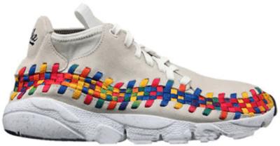 Nike Air Footscape Woven Chukka Rainbow 525250-111