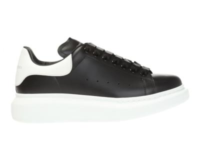 Alexander McQueen Oversized Platform Black (W) 553770WHGP51070
