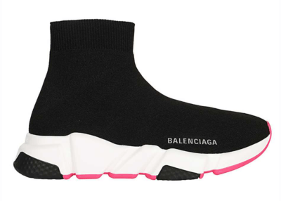 Balenciaga Speed Trainer Pink Sole (W) 587280 W1725 1915