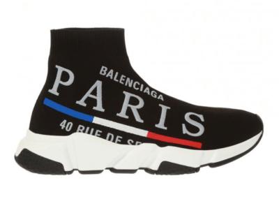 Balenciaga Speed Trainer Paris (W) 602237 W05GC 1006