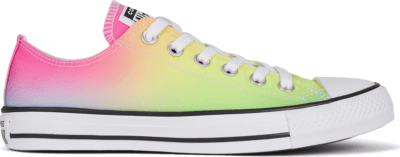 Converse CTAS OX WIT/MULTI/ZWART White/ Black 168368C