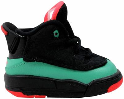 Jordan Air Jordan Dub Zero Black Infrared 23 Green (TD) 725744-035