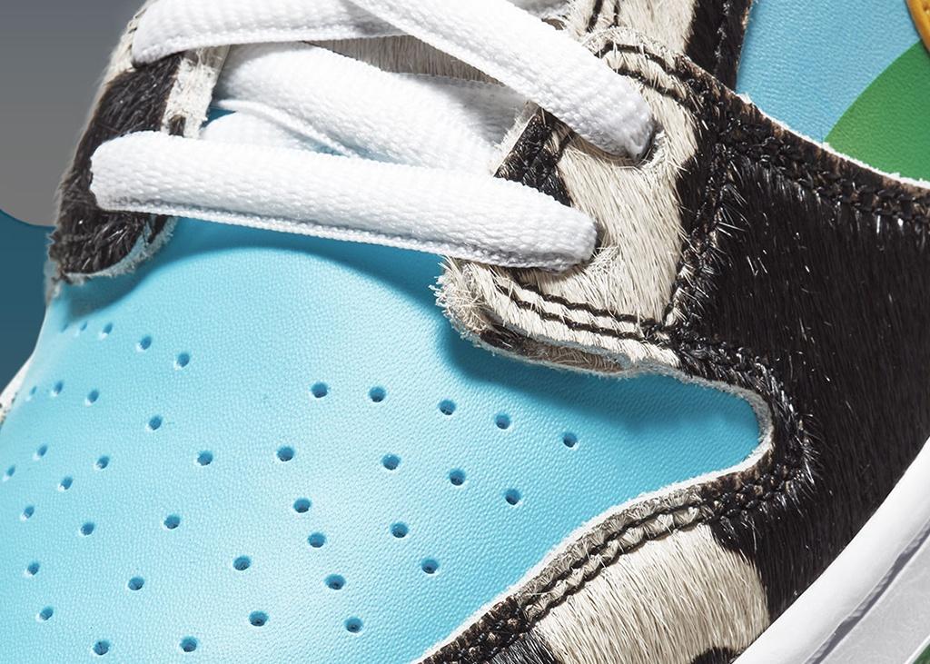 Na releasedatum nu ook officiële foto's bekend van de Nike 'Chunky Dunky' low