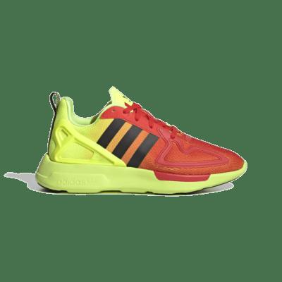 adidas ZX 2K Flux Solar Yellow FV8594