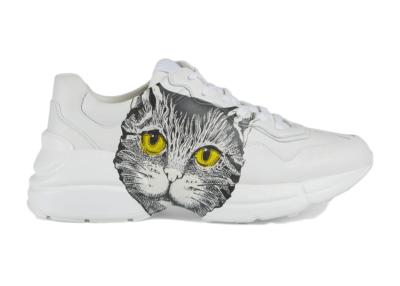 Gucci Rhyton Mystic Cat White (W) 583337 DRW00 9014