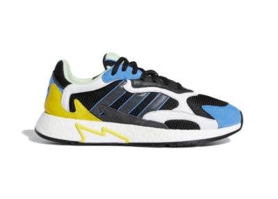 adidas Tresc Run Core Black Yellow EG7949