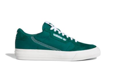 adidas Continental Vulc Collegiate Green EG6734