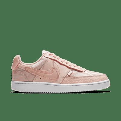 Nike Court Vision Low Premium Roze CI7599-600