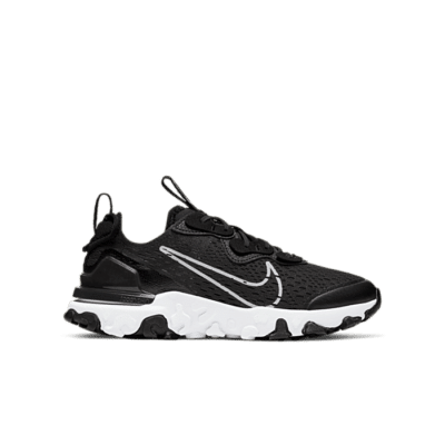 Nike React Vision Black (GS) CD6888-006