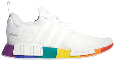 adidas Originals NMD_R1 Pride Footwear White  FY9024