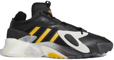 adidas Streetball Core Black Collegiate Gold EF6991