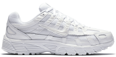Nike P 6000 Triple White (W) BV1021-102/CD6404-100