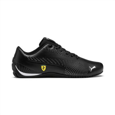 Puma Ferrari Drift Cat 5 Ultra II sneakers Wit / Zwart 306422_03