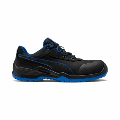 Puma Safety Boot Argon Blue Low S3 ESD SRC voor Heren 927997_01
