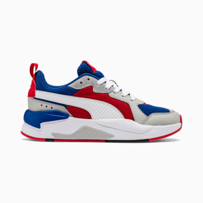 Puma X-Ray sportschoenen Blauw / Zwart / Grijs 372920_04