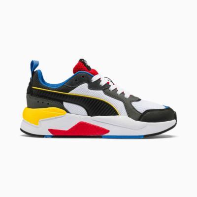 Puma X-Ray sportschoenen Zwart / Geel / Wit 372920_03