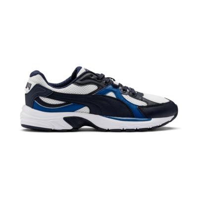 Puma Axis Plus jaren 90 sneakers voor Heren Blauw / Wit 370287_04