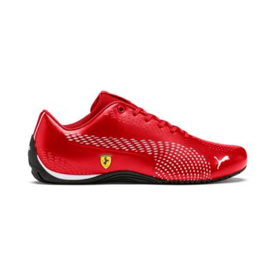 Puma Ferrari Drift Cat 5 Ultra II sneakers Rood / Wit 306422_05