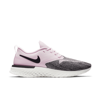 Nike Wmns Odyssey React Flyknit 2 'Barely Rose' Pink AH1016-601