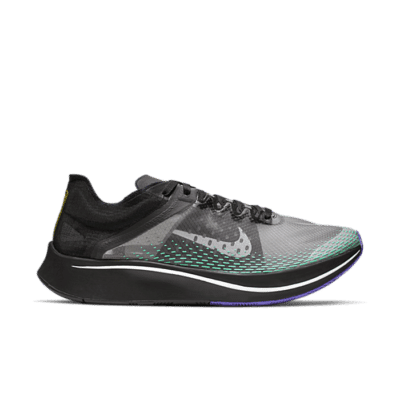 Nike Zoom Fly SP Fast Zwart AT5242-001