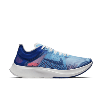 Nike Zoom Fly SP Fast Blauw AT5242-400