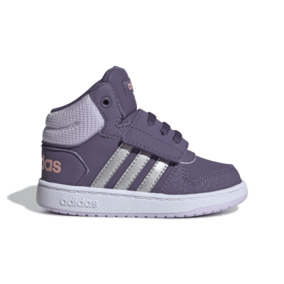 adidas Hoops 2.0 Mid Tech Purple EH0190