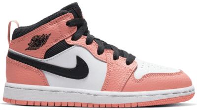 Jordan 1 Mid Pink 640737-603